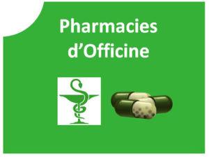 Cliquer ici pour accéder à la page Pharmacie